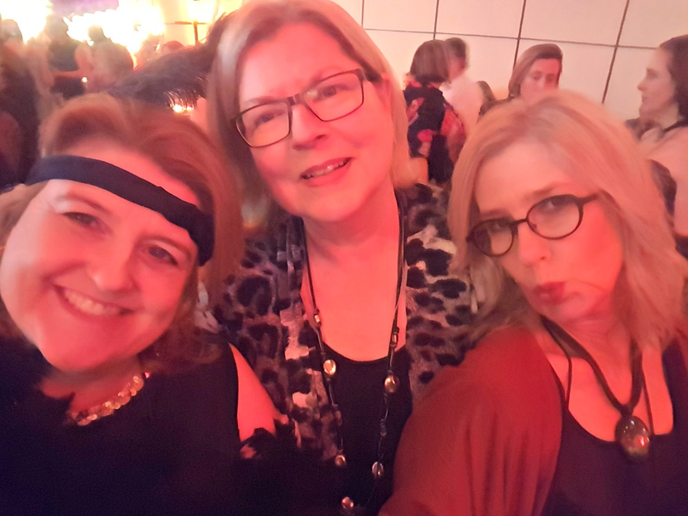 RWA 2016 Cocktail Party - Me-Louise Reynolds-Jaye Ford