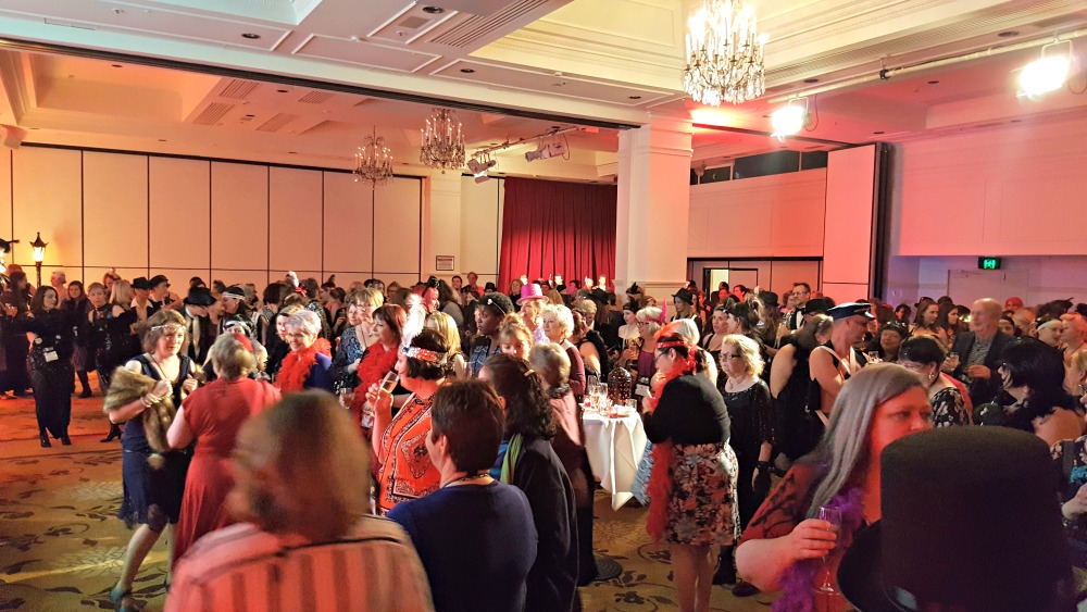 RWA 2016 Cocktail Party - crowd