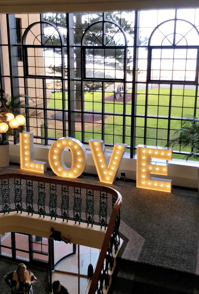 RWA Conference - hotel love