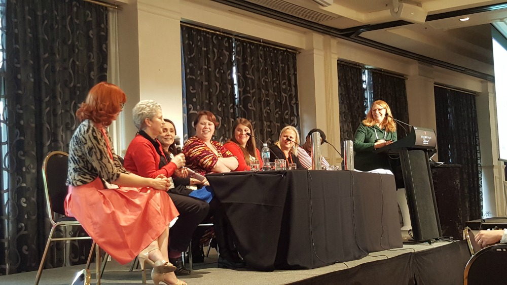 RWA Conference - state of publishing and bookselling panel