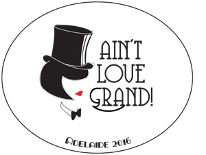 The Ain't Love Grand logo