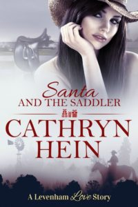 Cover of Santa and the Saddler by Cathryn Hein