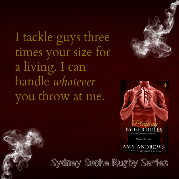 Sydney Smoke series promo