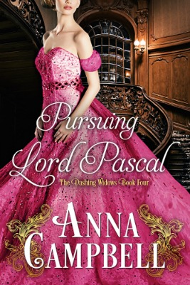 cover of Pursuing Lord Pascal by Anna Campbell