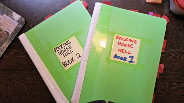 Book bibles for Rocking Horse Hill