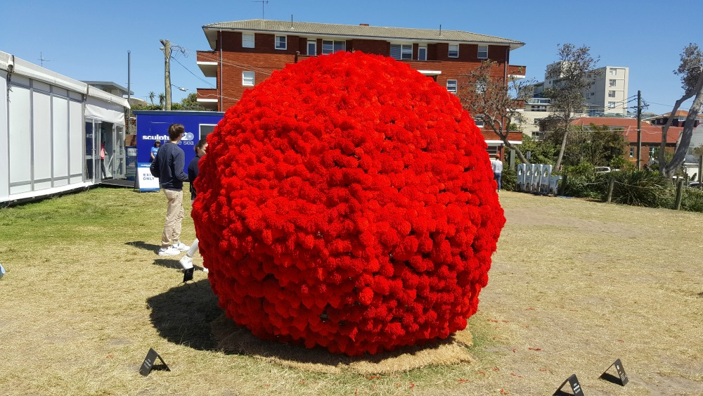 POP! BANG! BOOM! Little Pom Poms always turn into the mother of all POM by Lang Ea