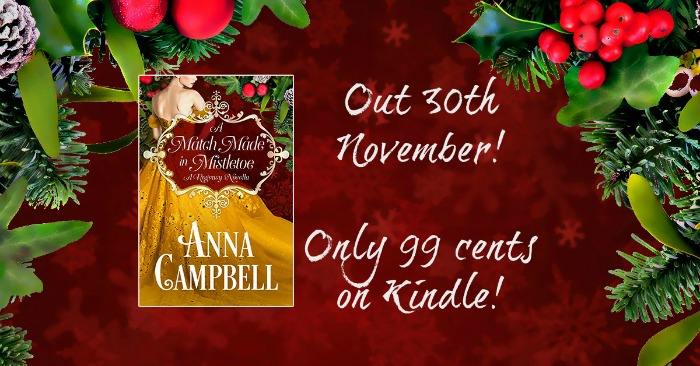 A Match Made in Mistletoe only 99 cents on Amazon