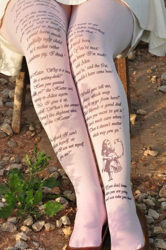 Literary tights