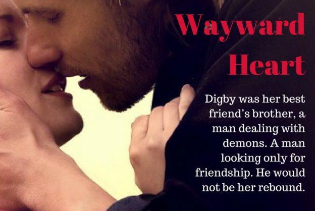 Wayward Heart quote meme - Not be her rebound