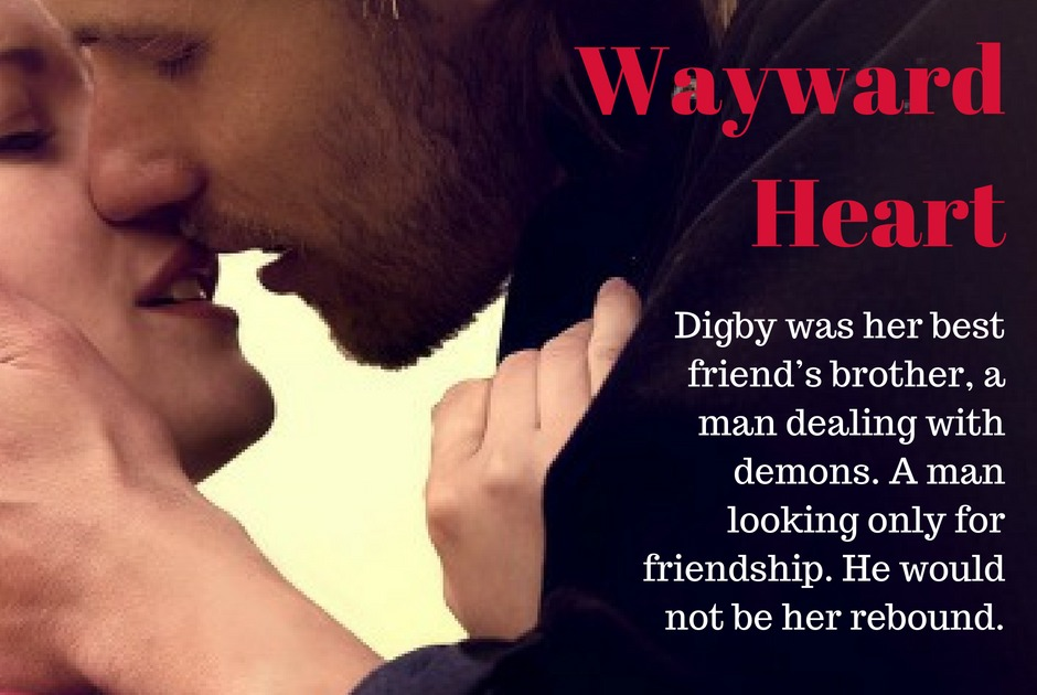 Wayward Heart quote meme - Not be her rebound