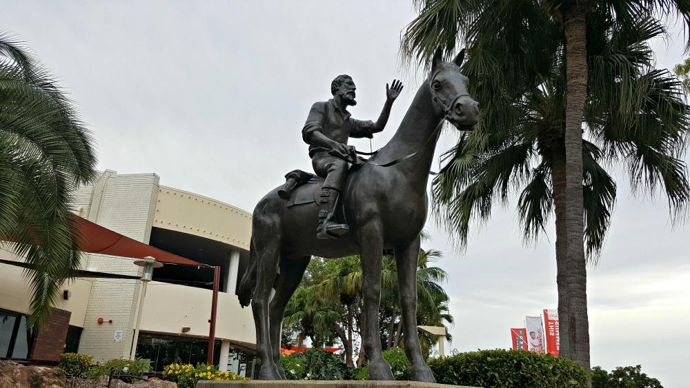 Charles Archer statue, Rockhampton