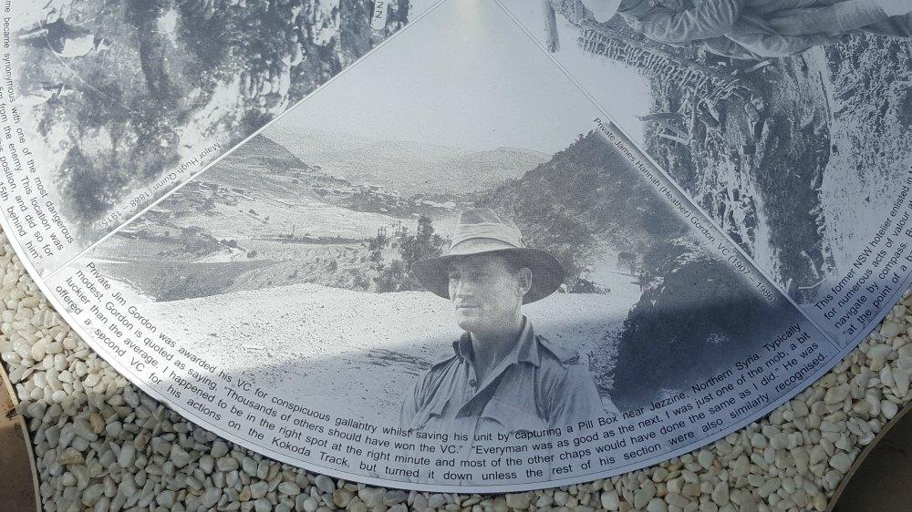 Private Jim Gordon VC