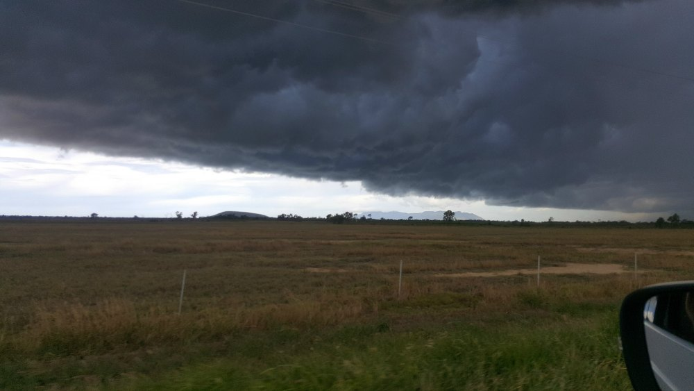 Storm - near Guthalungra
