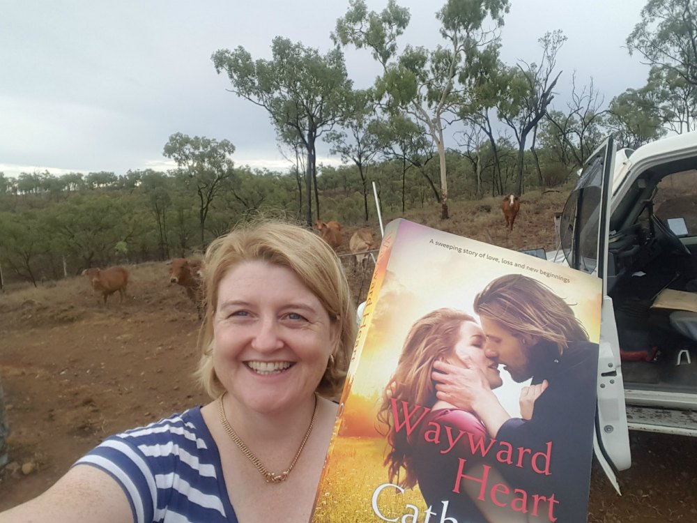 Wayward Heart with cows