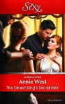 The Desert Kings Secret Heir by Annie West