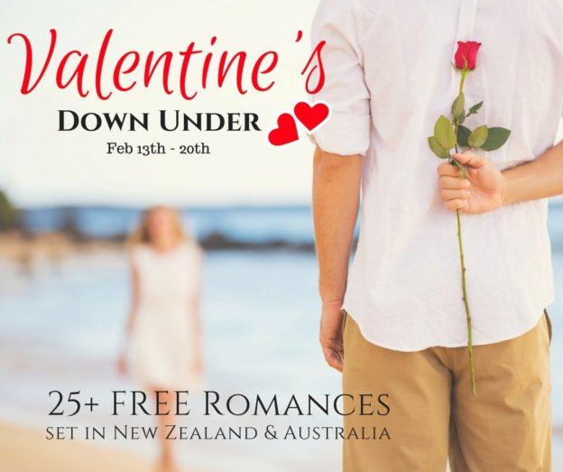 Valentine's Down Under 2017 promotion