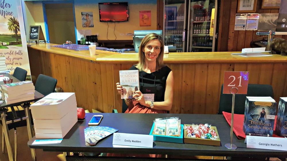 Emily Madden at ARRC17