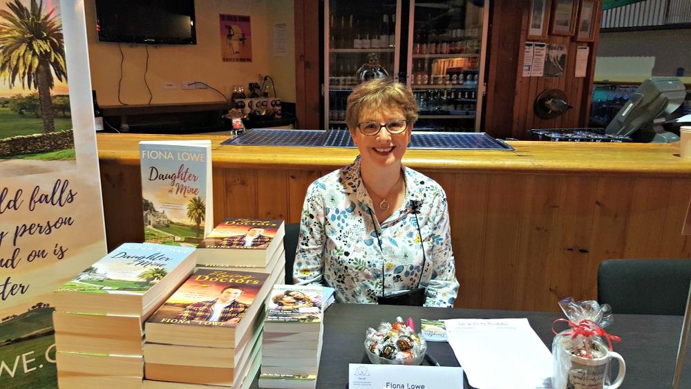 Fiona Lowe at ARRC17
