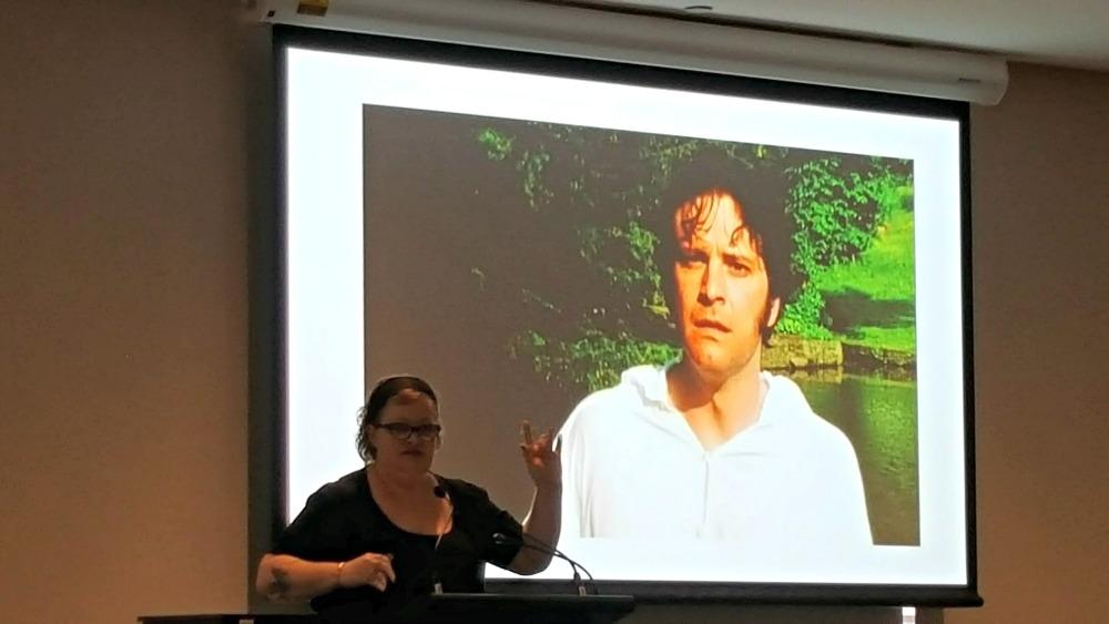 Keynote speaker at ARRC17 Kylie Scott