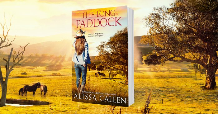 The Long Paddock by Alissa Callen meme