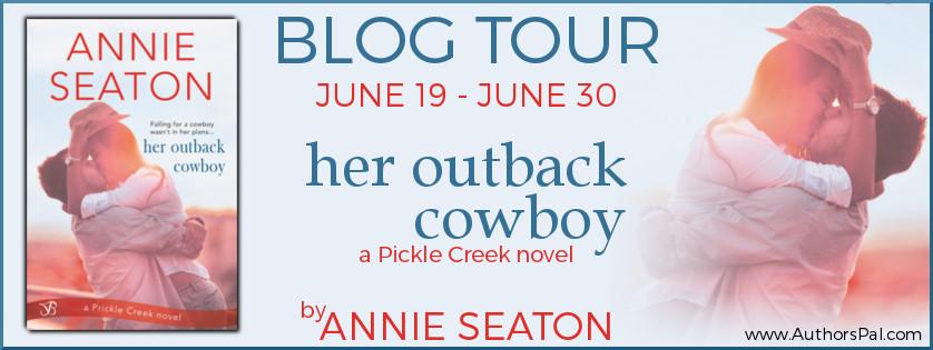 Annie Seaton Her Outback Cowboy Tour Banner