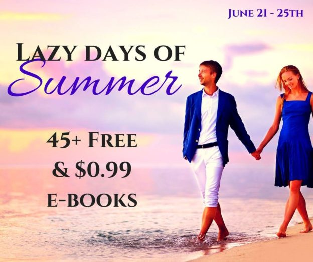 Lazy Days of Summer Sale 2017