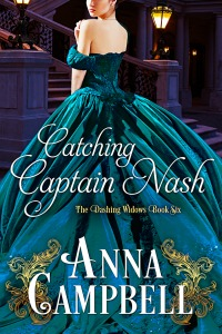 Catching Captain Nash by Anna Campbell