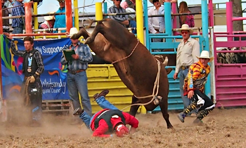 Bowen River Rodeo and Campdraft