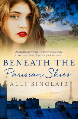 Beneath the Parisian Skies by Alli Sinclair