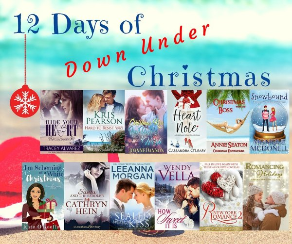 12 Days of Down Under Christmas 2017