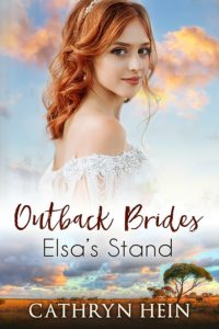 Elsas Stand by Cathryn Hein