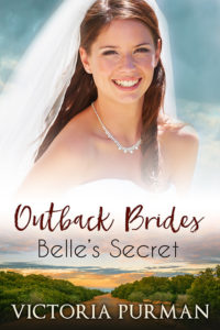 Cover of Belle's Secret by Victoria Purman