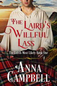 The Laird's Willful Lass by Anna Campbell