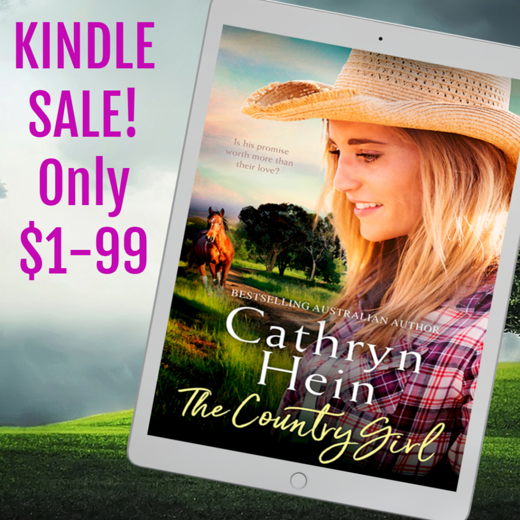 THE COUNTRY GIRL Kindle Sale