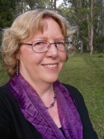 Bronwyn Parry author