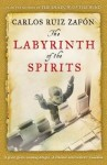 Labyrinth of the Spirits by Carlos Ruiz Zafon