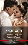 Demanding His Desert Queen by Annie West