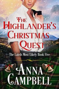 The Highlanders Christmas Quest by Anna Campbell