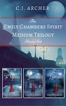 Emily Chambers Spirit Medium series by CJ Archer