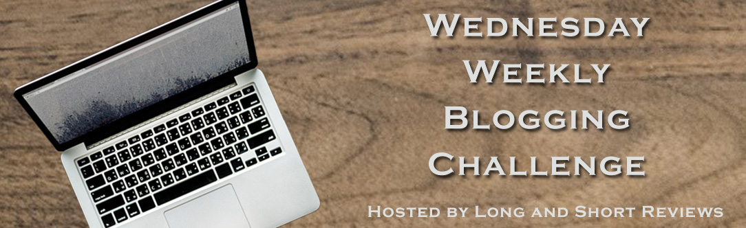 Wednesday Blogging Challenge banner