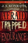 Afraid by JA Konrath