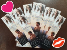 Scarlett and the Model Man bookmarks