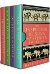 The Inspector de Silva Mysteries boxed set by Harriet Steel