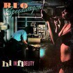 REO Speedwagon Hi Fidelity album cover