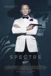 Spectre - James Bond movie poster
