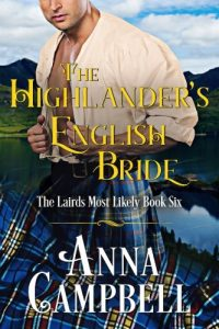 The Highlander's English Bride by Anna Campbell