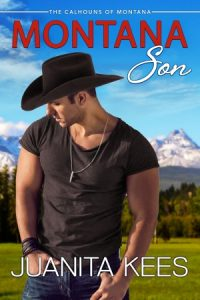 Montana Son by Juanita Kees cover