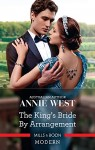 The King's Bride by Arrangement by Annie West cover