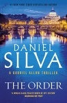 The Order by Daniel Silva cover
