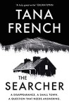 The Searcher by Tana French cover